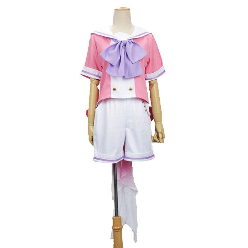 アンサンブル星トーリhimemiyaコスプレ衣装カスタム任意のサイズ