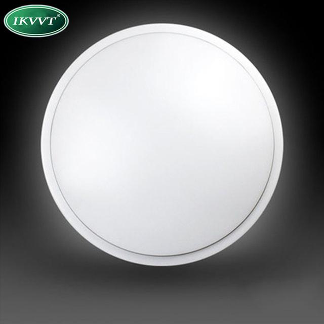 ceiling lights aluminum+Acryl High brightness 220V 230V 240V,LED chip No Need Driver 12W 18W 24W 32W Led ceiling Lamp