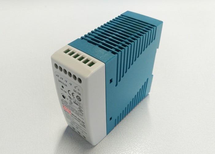 все цены на Original MEAN WELL 60W Single Output Din Rail Switching Power Supply MDR-60
