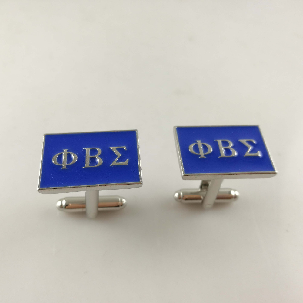 1pair   Free shipping  Phi Beta Sigma Fraternity   custom  Cufflinks  Jewelry1pair   Free shipping  Phi Beta Sigma Fraternity   custom  Cufflinks  Jewelry