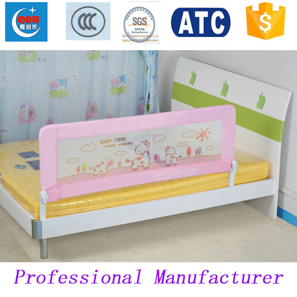 Baby bed gates - Aliexpress Com Buy Foldable Children Bed Guard Baby Bed Rail Kids Bed Fence From Reliable Bed Sofa For Sale Suppliers On Twomother For Baby Safety Care