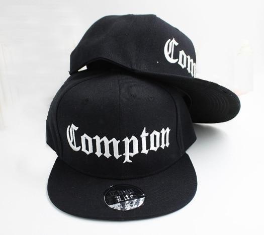 b2c4c18e80ea0 PANGKB Brand COMPTON CAP Street dance Gangster snapback hat hip hop  Headwear For men women adult