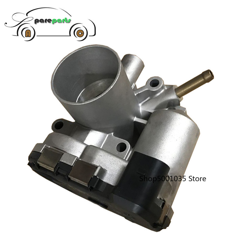 New Electronic Throttle Body valve Assembly For Volkswagen 030133062F REF 44SMV5B in Throttle Body from Automobiles Motorcycles