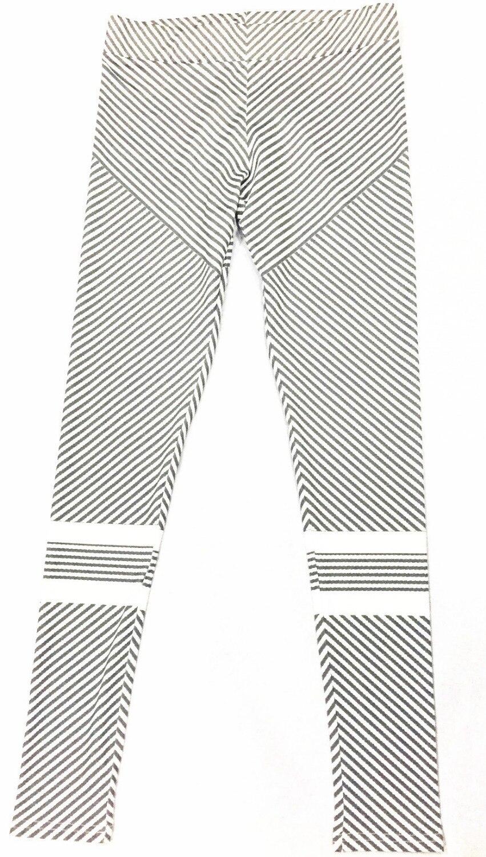 Femmes-de-Yoga-Pantalon-Noir-Blanc-Rayures-ronde-cercle-De-Yoga-leggings -les-femmes-De-Sport.jpg f2439afb54dc