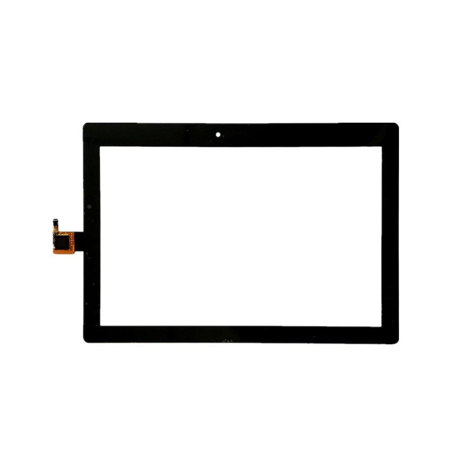 For Lenovo Tab 2 A10-30 YT3-X30 X30F TB2-X30F TB2-X30L Touch Screen Digitizer Panel Glass Sensor With Free Tools