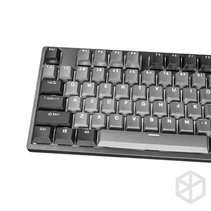 Image 5 - durgod 87 corona k320 backlit mechanical keyboard cherry mx switches pbt doubleshot keycaps brown blue black red silver switch