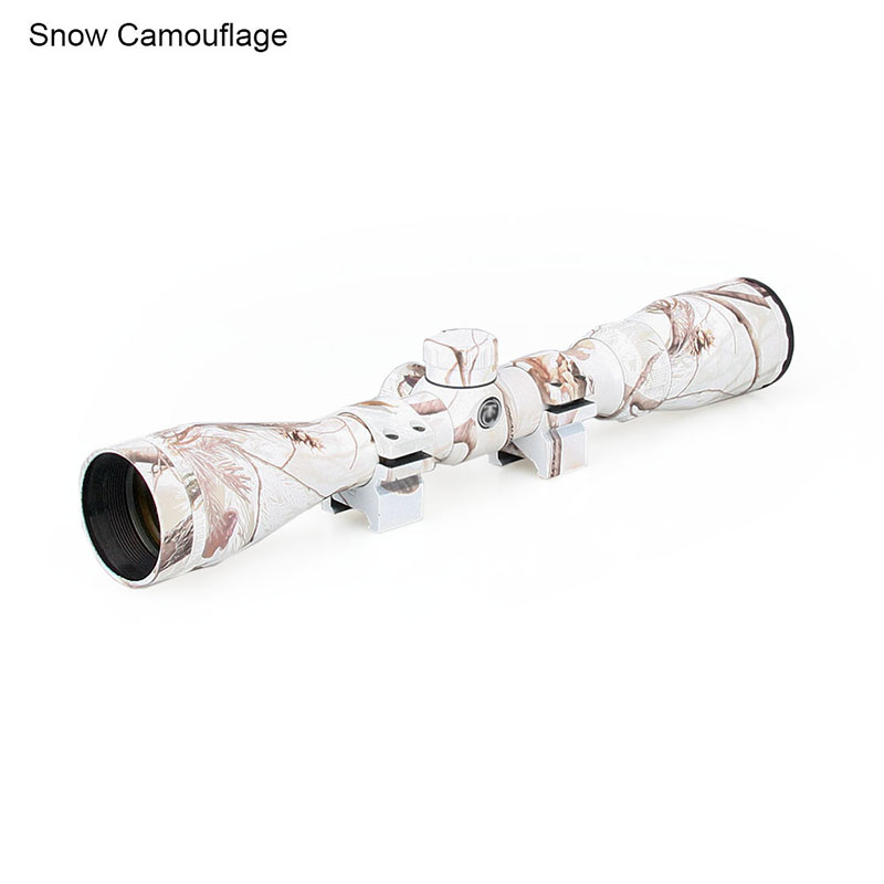 ФОТО New Arrival And Hot Sale Tactical 3-12x40mm Rifle Scope For Hunting BWR-136SC