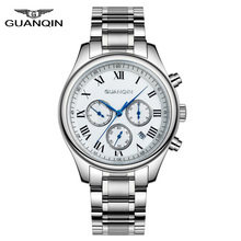 2016 New GUANQIN Women's Quartz Watch Woman Top Brand Luxury Wristwatch With Calendar Waterproof Lady Quartz Watch reloj mujer