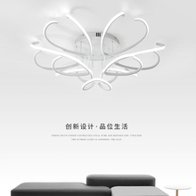 New Modern Design Led Ceiling Lights For Room Study Bedroom lampe plafond avize Indoor Lamp Fixtures AC85-265V