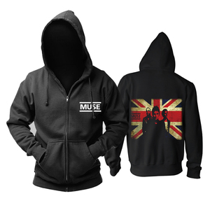 Image 4 - Bloodhoof Muse 2015 The concert Mous punk progressive rock band black top hoodie   Asian Size