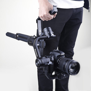 Image 4 - Gimbal Accessories Inverted Handle Sling Grip Neck Ring Mounting Extension Arm for DJI Ronin S Zhiyun Crane 2/Crane Plus AK2000