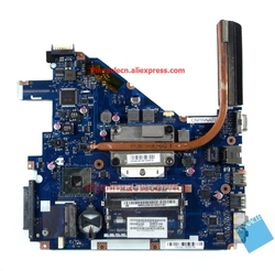 Mbr4l02001 com dissipador de calor e i3 cpu placa-mãe para acer aspire 5742 LA-6582P em vez de 5552 LA-6552P mbr4602001