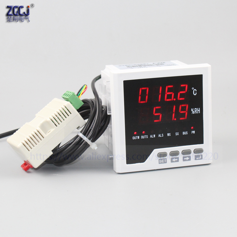 CJ 303 Intelligent digital temperature and humidity controller in stock