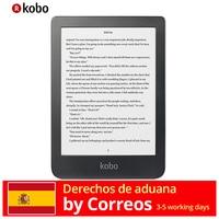 KOBO Clara HD сенсорный экран 8 Гб Wi Fi электронная книга (6 ''E Ink Carta, CBR, Cbz, ePub DRM, HTML, Mobi, PDF, RTF, TXT, JPEG, BMP, Gi
