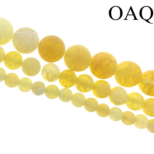 Wholesale 4-14mm yellow Dream Fire Dragon Veins carnelian fashion jewelry onyx beads jewelry making