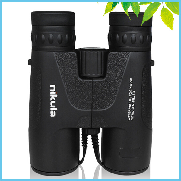 High Definition Binoculars 8X42 Waterproof Fogproof Nitrogen-filled Binocular Telescope BAK4 Green Coating Binoculars for Hiking nikula 8x42 high definition waterproof binoculars telescope bak4 prism multilayer broadband coating glass m7078