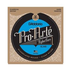 Image 2 - Daddario Pro Arte Nylon Core Classical Guitar Strings set, Normal/Hard Tension EJ43 EJ44 EJ45 EJ46  EJ49 EJ59