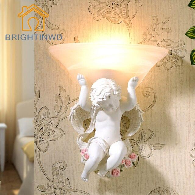 Moderne Mode De Lampe De Mur Applique Murale De Style Européen Bébé