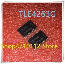 NEW 10PCS LOT TLE4263 TLE4263G SOP 20 IC