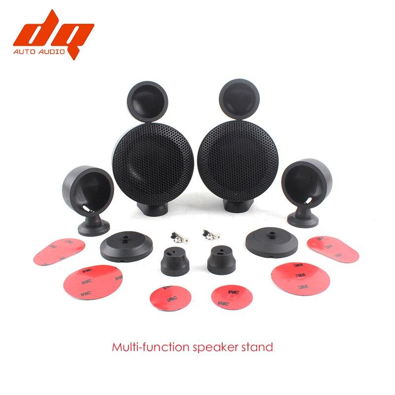 3 inch Car Audio Speaker Bracket Boxes Multi function Treble Seat Base Car 2 Tweeter 3