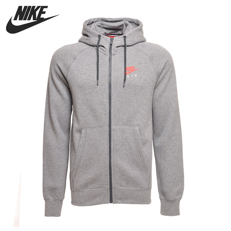 Original  NIKE HOODIE FZ FLC AIR HRTG Men's  Jacket Hooded  Sportswear alpina al 525n4e6