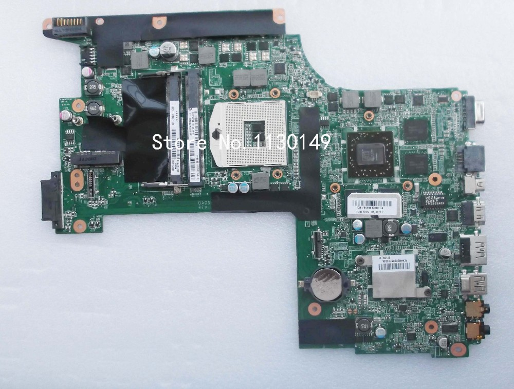 Free shipping For HP Laptop mainboard 660203-001 for ENVY17 motherboard DA0SP9MB8D0 DDR3 fully test 760042 001 free shipping original 760042 501 for hp envy m6 n010dx m6 m6 n laptop motherboard mainboard 100% teste