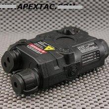 Темно-синий Seal AN/PEQ-15 лазерный стиль игрушка батарейный блок tan BK