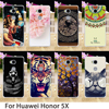 TAOYUNXI Soft Smartphone Cases For Huawei GR5 Honor 5X Honor Play 5X Mate 7 Mini Honor5X mate7 mini Case Hard Cover Bags