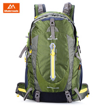 Maleroads 50L Outdoor Bags Sports Backpack Hiking Camping Water Resistant Nylon Bike Rucksack Bag For Climbing Cycling Traveling
