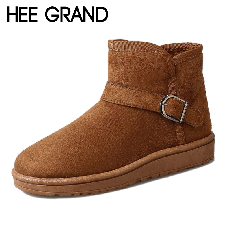 HEE GRAND Rubber Zip Winter Ankle Boots Women Warm British Fashion Platform PU Solid Ankle Boots Shoes Woman Size 35-39 XWX6153 hee grand inner increased winter ankle boots warm fringe fashion platform women snow boots shoes woman creepers 3 colors xwx6180