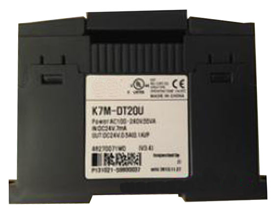все цены на K7M-DT20U PLC transistor Programmable logic controller 12 DC input 8 transistor output 85-264VAC онлайн