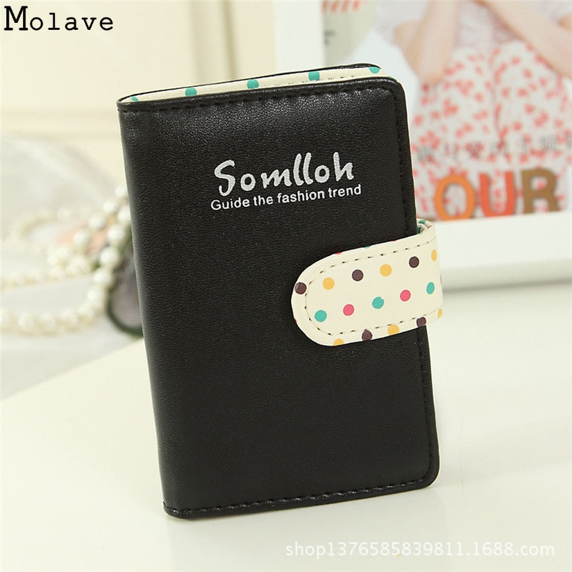 Card Holder double Hasp women&men card bags name ID Business Card Holder High Quality Leather 96 Bank credit Card Case D35J15 mini metal business name card case id credit card holder bank card holder waterproof business cards organizer office supplies