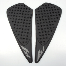 Motorcycle Motor Anti Slip Gas Oil Fuel Tank Traction Pad Protector Knee Grip Side Decal Sticker For Yamaha R1 2004 2005 2006