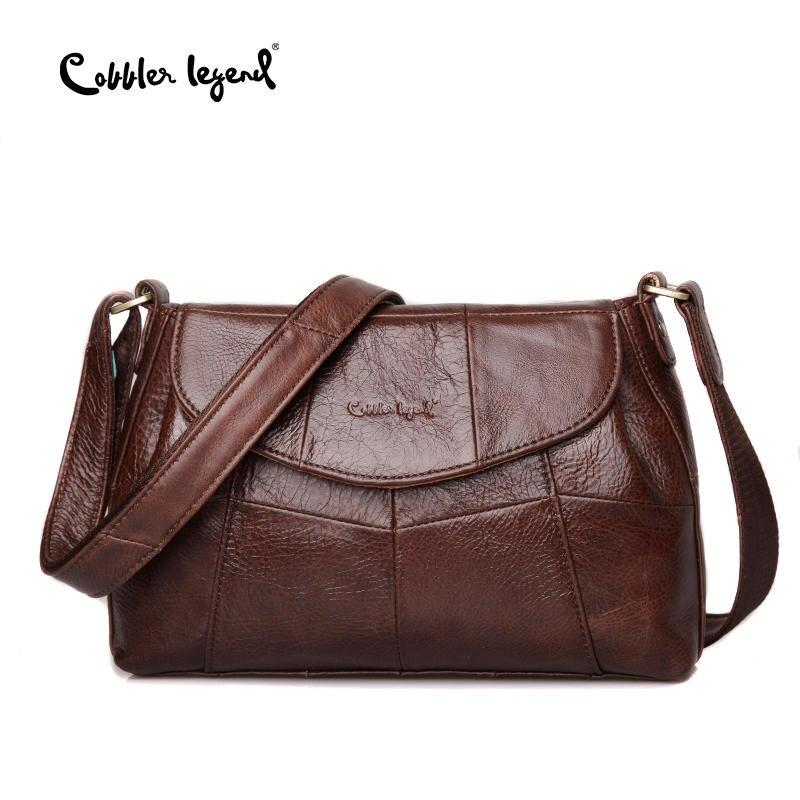 Сапожник Легенда элегантный Для женщин Курьерские сумки для 2017, женская обувь Crossbody сумки для Для женщин плеча Сумки из кожи BAOBAO бренд