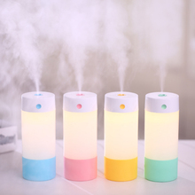 USB mini humidifier, one night light small humidifier, new home creative gift humidifier