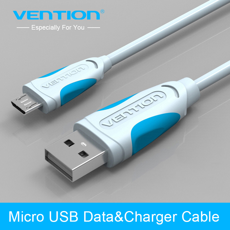 Vention Colorful Micro USB Cable Fast Charging Cable 1m 2m 3s