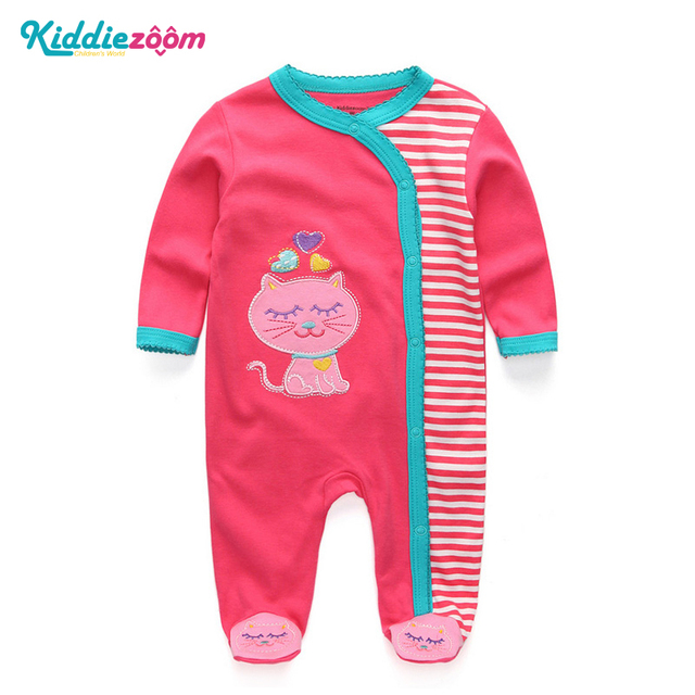 db1ece50a Baby Sleepers infant Romper Newborn Blanket Sleepers Round Collar ...