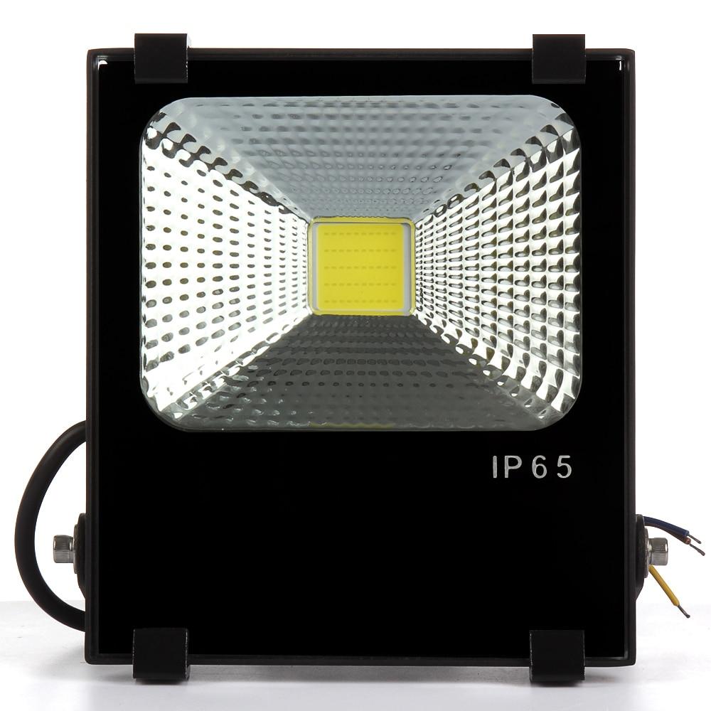 1pcs 50W 100W 150W 200W Led Flood Light IP65 Waterproof Spotlight Outdoor Floodlights Lamp Led Reflector AC110V 220V цена и фото
