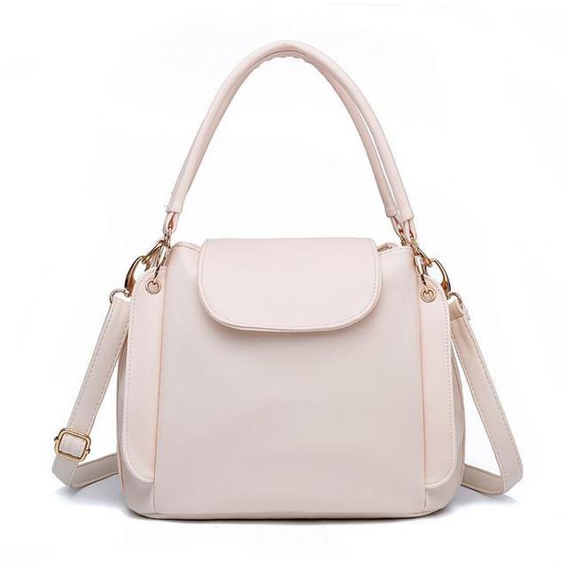 Мода новые сумки Качества PU кожа Женщины сумка Досуг женская сумка Три слоя молния ведра Портативный плечо Женская сумка