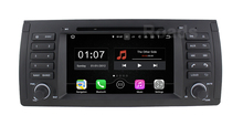 7 inch 1024*600 Android 5.1.1 Car DVD Player for BMW 5 Series E39 X5 E53 M5 with Canbus WiFi GPS Radio BT Quad core