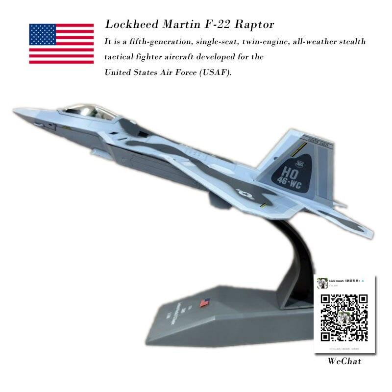 USAF F-22 Raptor (10)