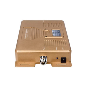 Image 4 - スマートデュアルバンド 2 グラム/3 グラム + 4 グラム携帯電話の信号ブースター 850/AWS1700/2100 モバイル信号リピータ携帯信号アンプキット