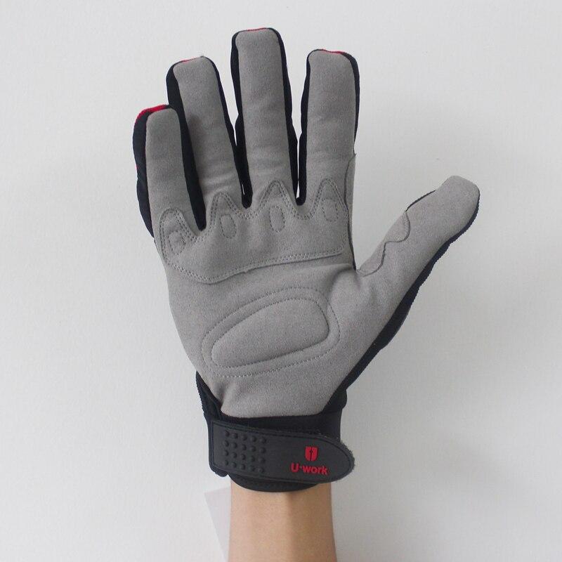 Rokavice za zaščito pred vibracijami in motornimi - Varnost in zaščita - Fotografija 3