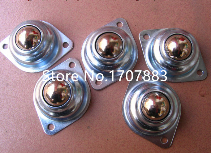 10Pcs Dia 5/8'' Ball Metal Transfer Bearing Unit Conveyor Roller Wheels adriatica часы adriatica 3176 1111q коллекция twin