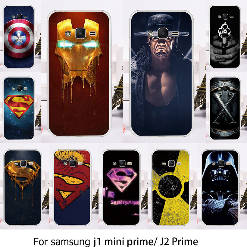 AKABEILA Phone Case For Samsung Galaxy J1 Mini Prime SM-J106 J2 Prime Grand Prime 2016 SM-G532F Grand Prime+ SM-G532 Case Cover