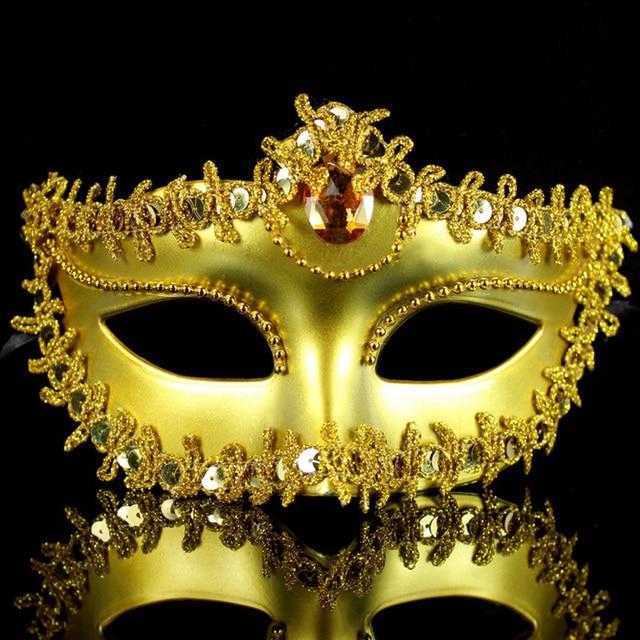 Mask halloween mask pointed toe mask