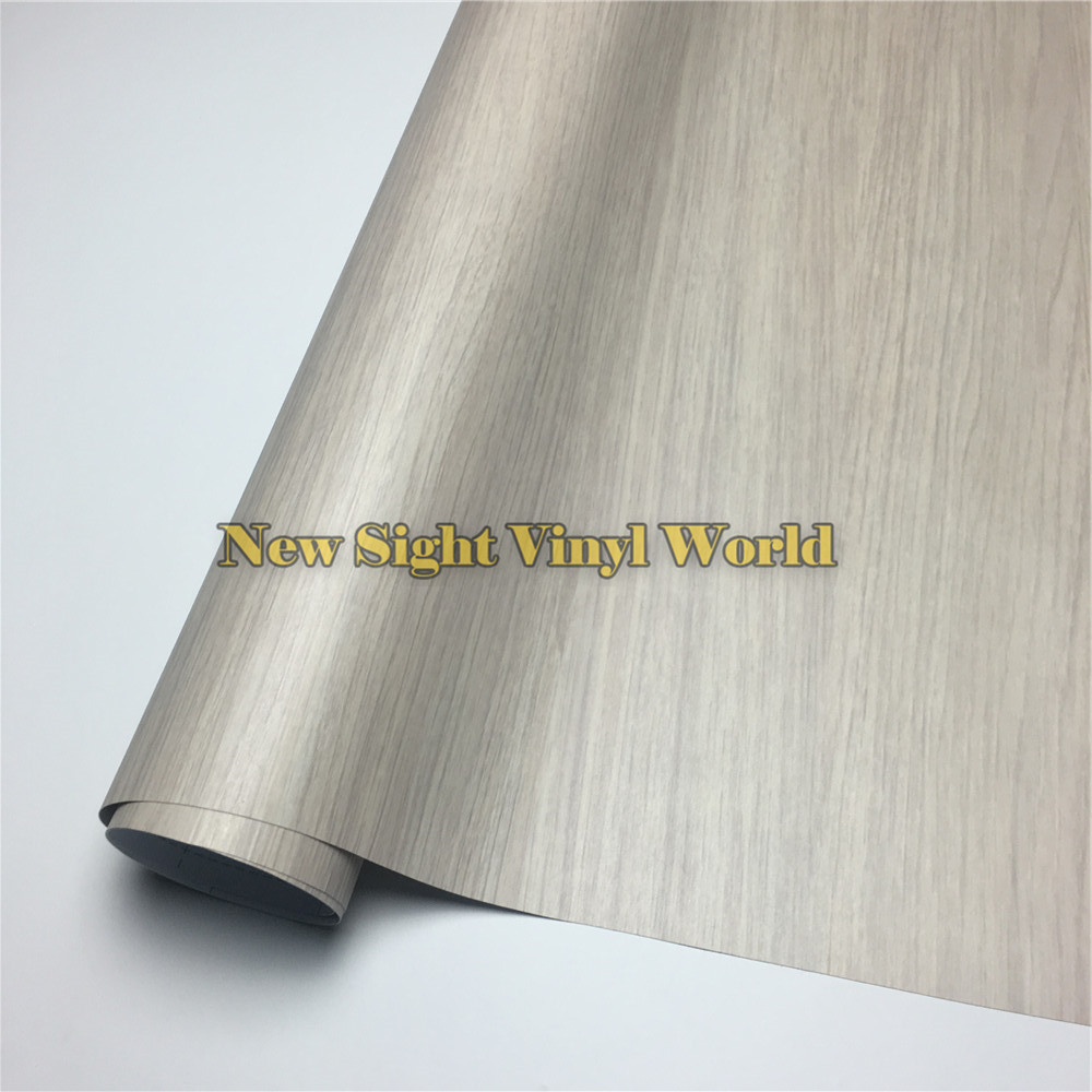 Oak Wood Grain Adhesive Vinyl Film PVC Wood Texture Vinyl For Floor Furniture Car Interier Size:1.24X50m/Roll(4ft X 165ft) dhl ems new yamatake azbil photoelectric sensor hpx t4