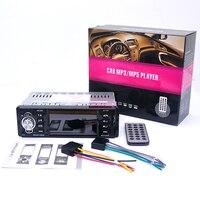 4.1 дюймов Embedded автомобилей Радио плеер 1 Дин Видео Аудио MP3/MP4/MP5 игроков ЖК дисплей Дисплей полный угол обзора высокой четкости
