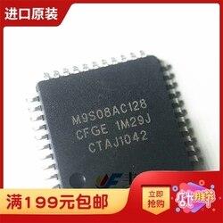 5 PCS MC9S08AC128CFGE TQFP-44 MC9S08AC128 TQFP44 MC9S08 8-bit microcontrolador Novo e original