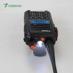 Image 4 - חם למכור 5 w 128 ערוצים VHF מכשיר קשר 66 88 mhz מקצועי כף יד שתי דרך משדר
